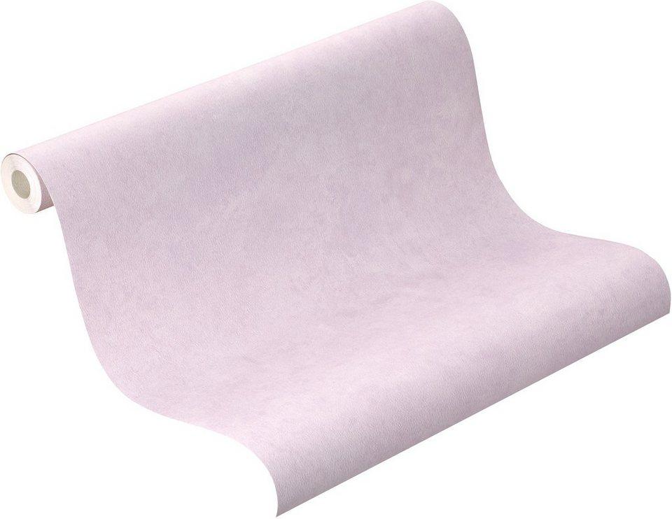 Papiertapete, Rasch, »Märchenwald« in rosa