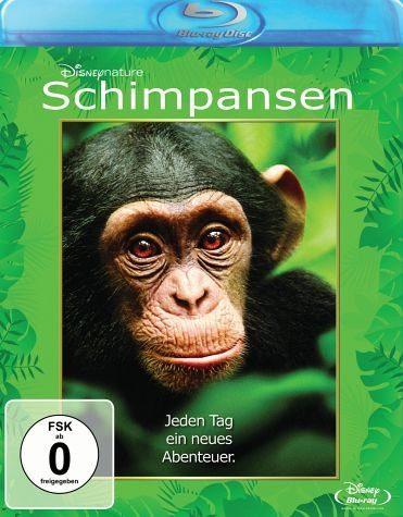 Blu-ray »Schimpansen«