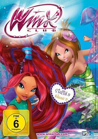 DVD »The Winx Club - 5. Staffel, Vol. 05«