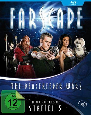 Blu-ray »Farscape - Die komplette Staffel 5«