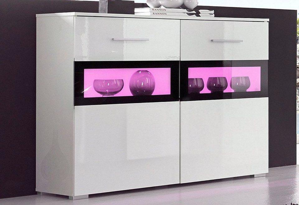 sideboard breite 91 cm online kaufen otto. Black Bedroom Furniture Sets. Home Design Ideas