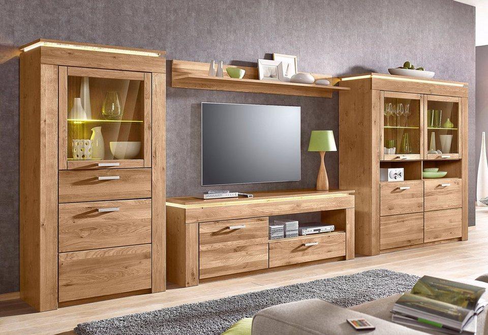 glaskantenbeleuchtung 1er oder 2er set kaufen otto. Black Bedroom Furniture Sets. Home Design Ideas