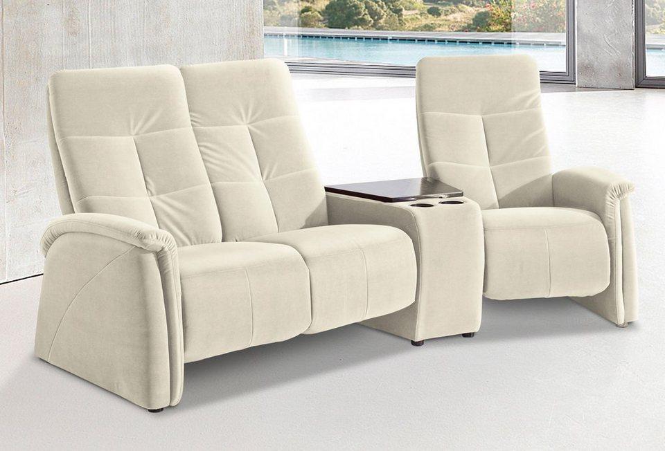 3 Sitzer City Sofa Mit Relaxfunktion Kaufen Otto