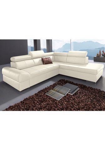 SIT&MORE Sit&more Kampinė sofa