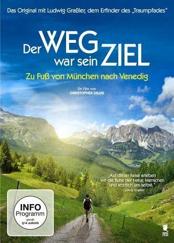 DVD »Der Weg war sein Ziel«