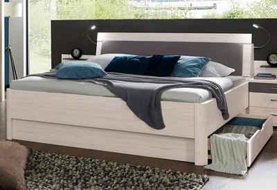 Bett 200x200 cm kaufen » Bettgestell & Doppelbett | OTTO