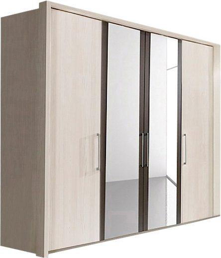 WIEMANN Kleiderschrank »Lissabon« mit Spiegeln