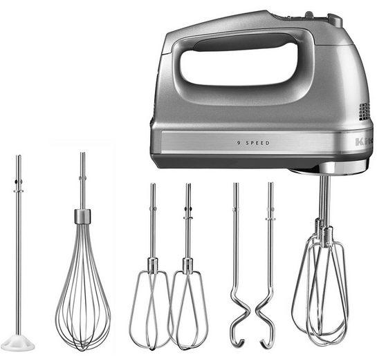 KitchenAid Handmixer 5KHM9212ECU, 85 W, 9 Stufen