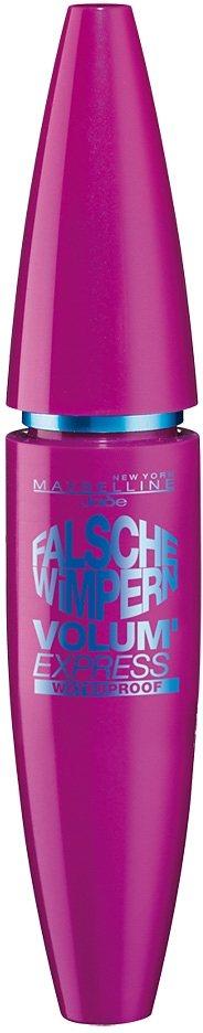 Maybelline New York, »Volum' Express Falsche Wimpern«, Mascara in black/waterproof