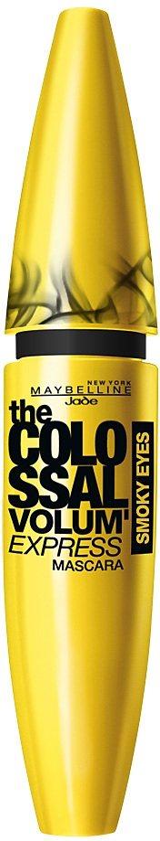 Maybelline New York, »Volum' Express The Colossal Smoky Eyes«, Mascara in smoky black