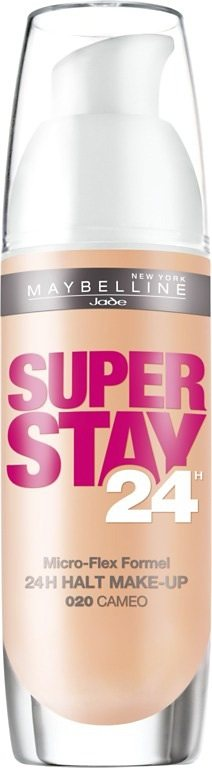 Maybelline New York, »SuperStay 24H Make-up«, Foundation in 20 cameo