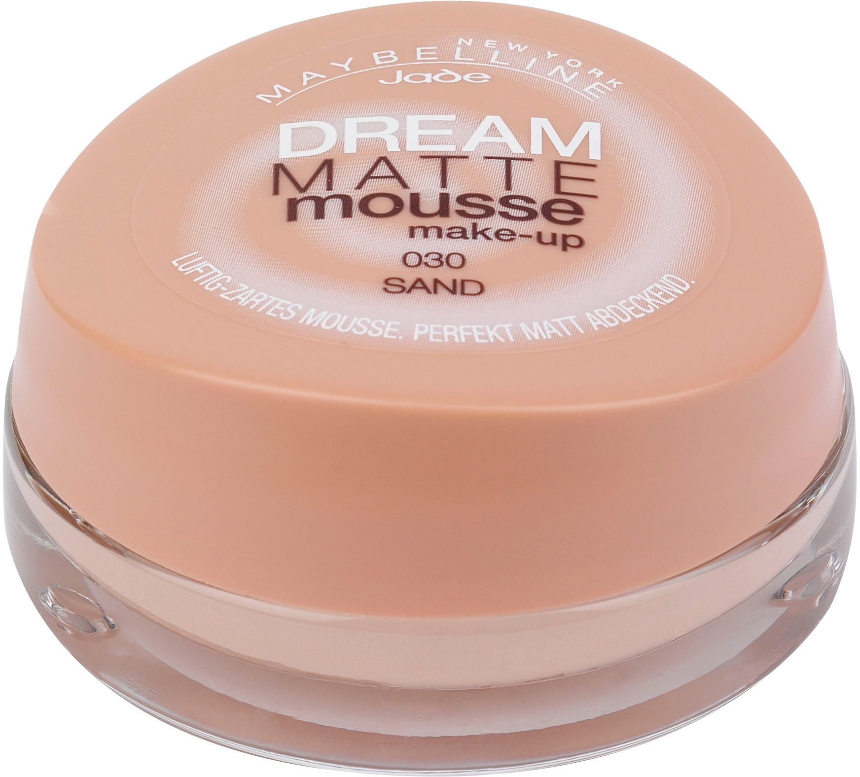 Maybelline New York, »Dream Matte Mousse Make-up«, Foundation