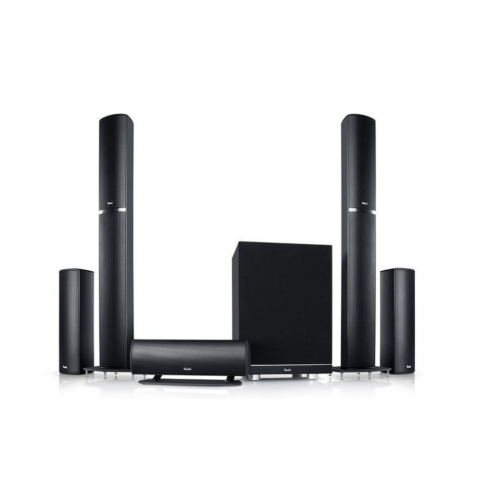 teufel heimkino lautsprecher lt 5 5 1 set m otto. Black Bedroom Furniture Sets. Home Design Ideas
