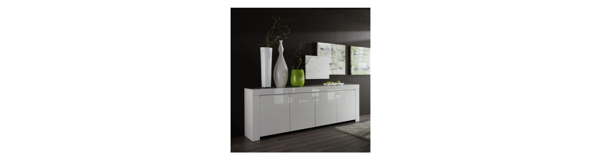 LC Sideboard, Breite 210 cm