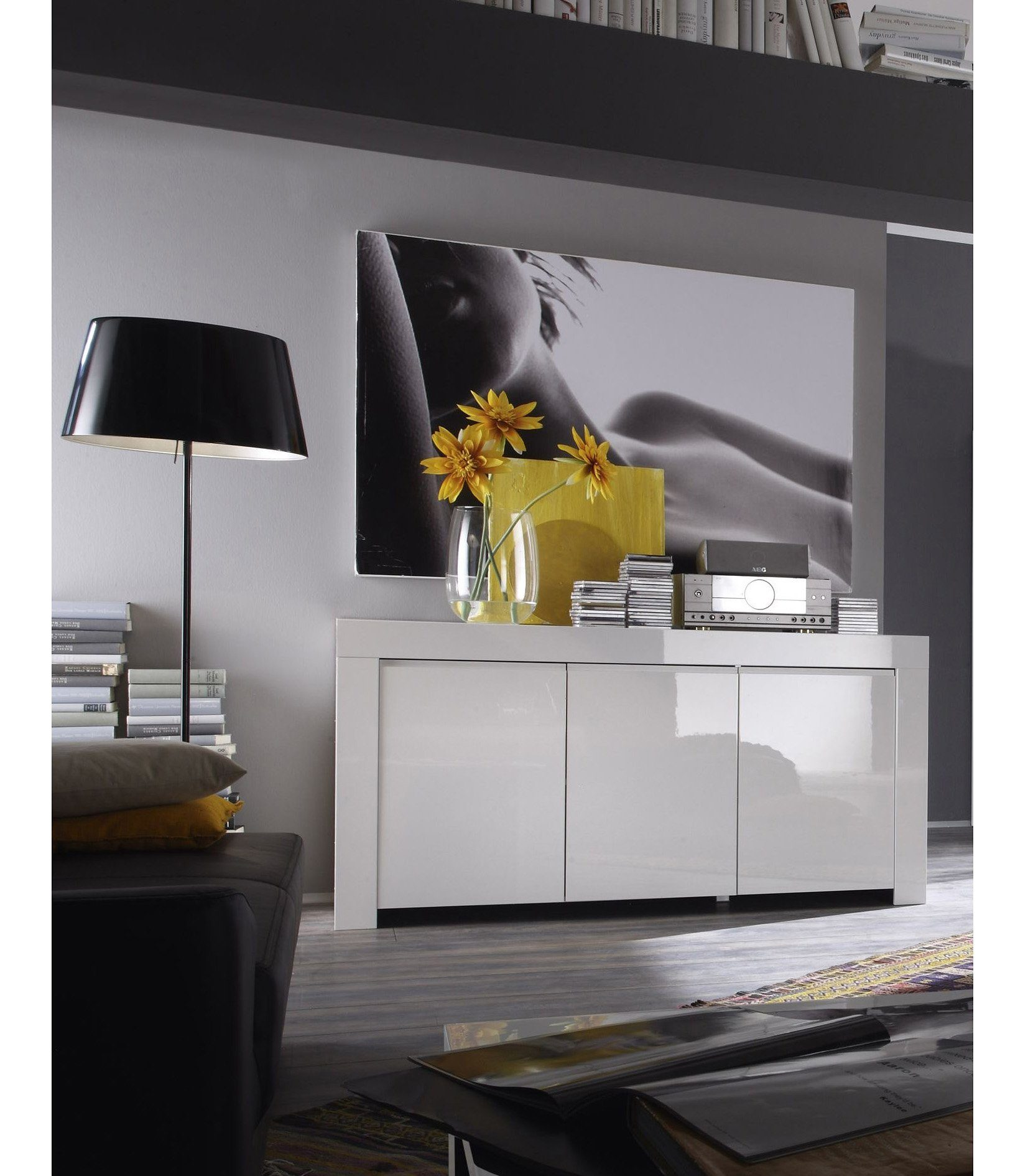 LC Sideboard, Breite 160 cm