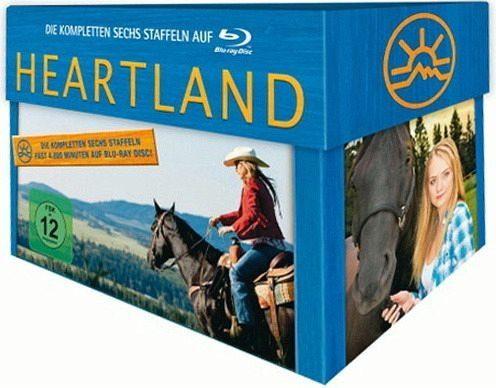 Blu-ray »Heartland - Die kompletten sechs Staffeln (23...«