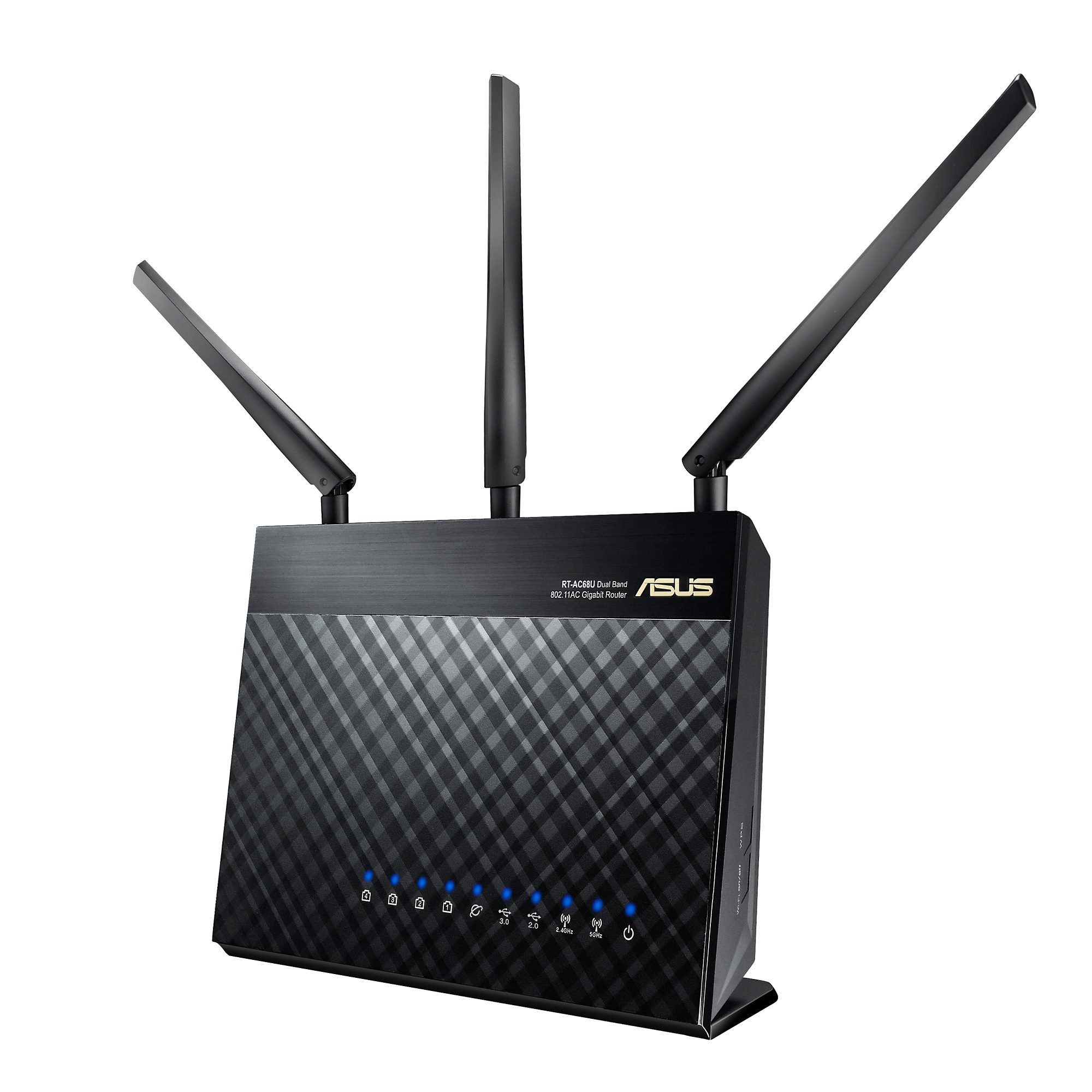 ASUS RT-AC68U AC1900 Gigabit WLAN Router