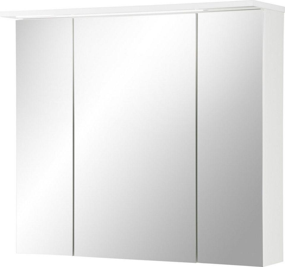 schildmeyer spiegelschrank profil 16 mit led beleuchtung online kaufen otto. Black Bedroom Furniture Sets. Home Design Ideas