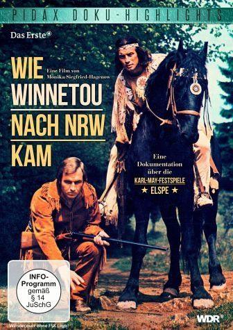 DVD »Wie Winnetou nach NRW kam«