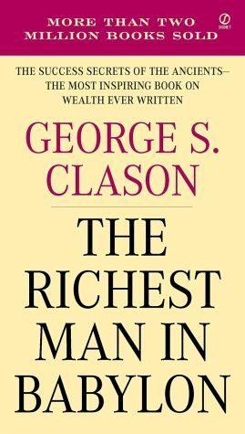 Broschiertes Buch »The Richest Man in Babylon«