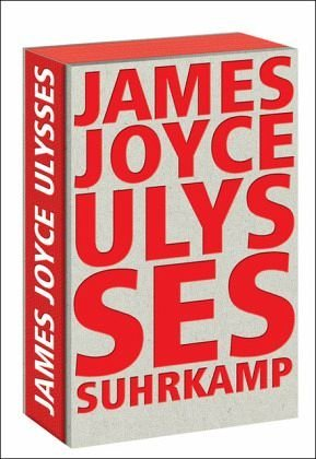 Broschiertes Buch »Ulysses«