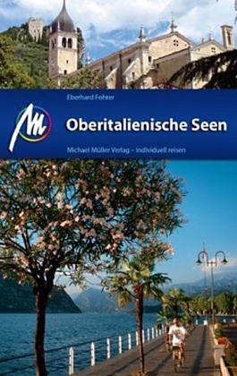 Broschiertes Buch »Oberitalienische Seen«