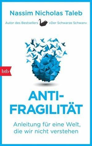 Broschiertes Buch »Antifragilität«