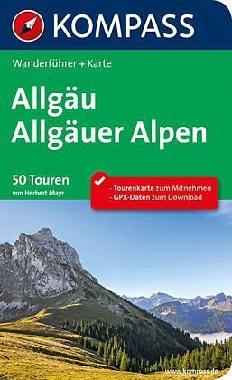 Broschiertes Buch »Allgäu - Allgäuer Alpen«