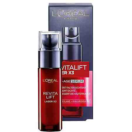 L'Oréal Paris »Revitalift Laser X3«, Anti-Age Serum, 30 ml