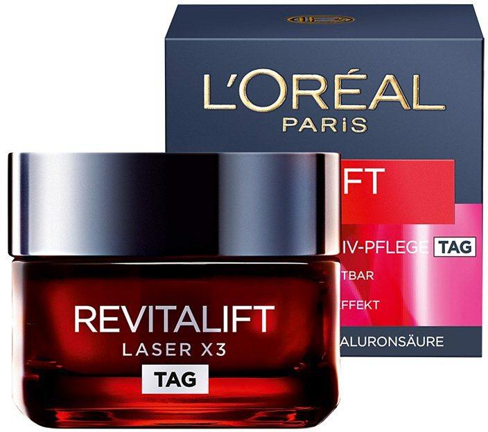 L'Oréal Paris »Revitalift Laser X3«, Anti-Age Intensiv-Tagespflege, 50 ml