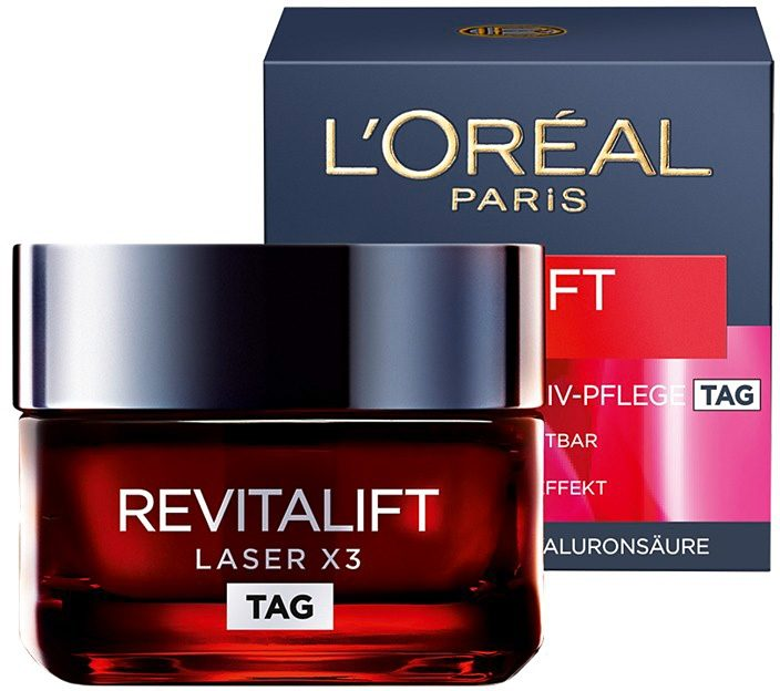 L'Oréal Paris »Revitalift Laser X3«, Anti-Age Intensiv-Tagespflege, 50 ml