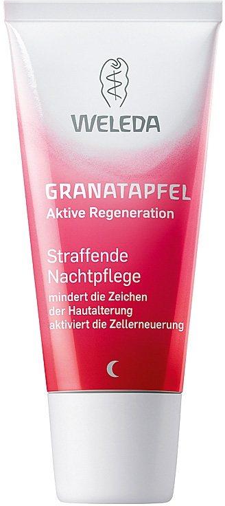 Weleda, »Granatapfel«, Straffende Nachtpflege, 30 ml