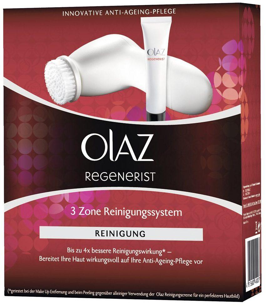 OLAZ, »Regenerist«, 3 Zone Reinigungssystem