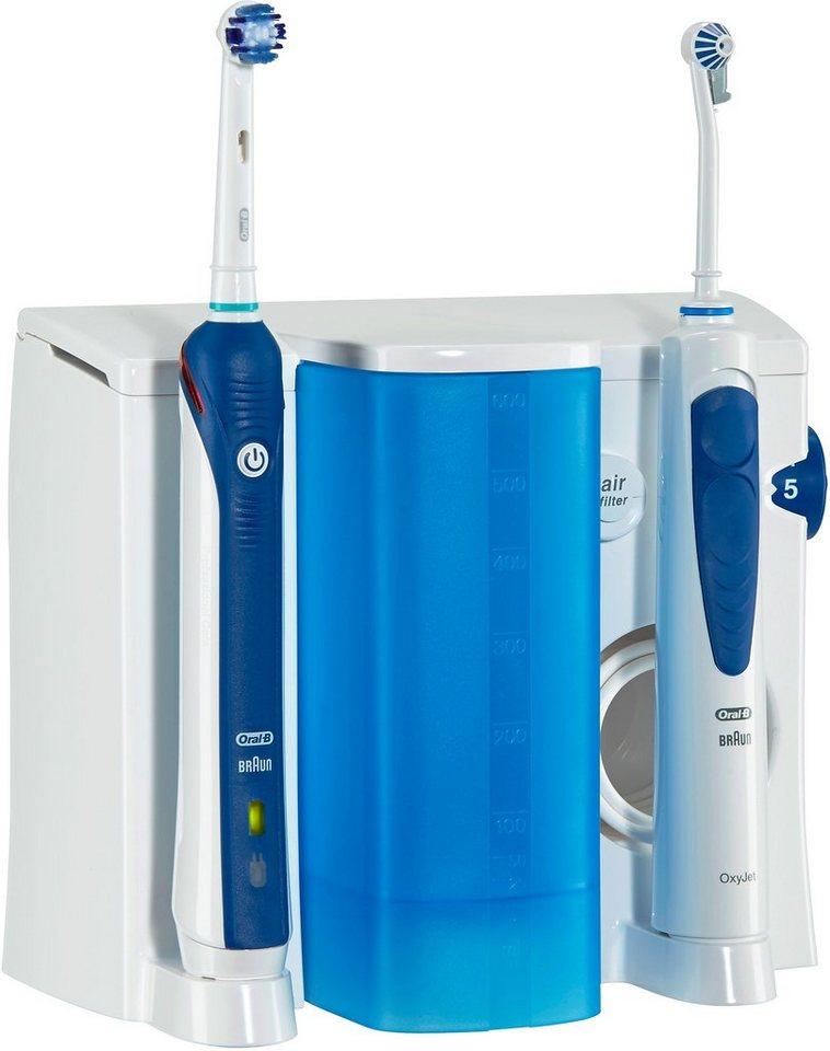 Oral-B, Mundpflege Center, Professional Care Center 3000 in weiß/blau