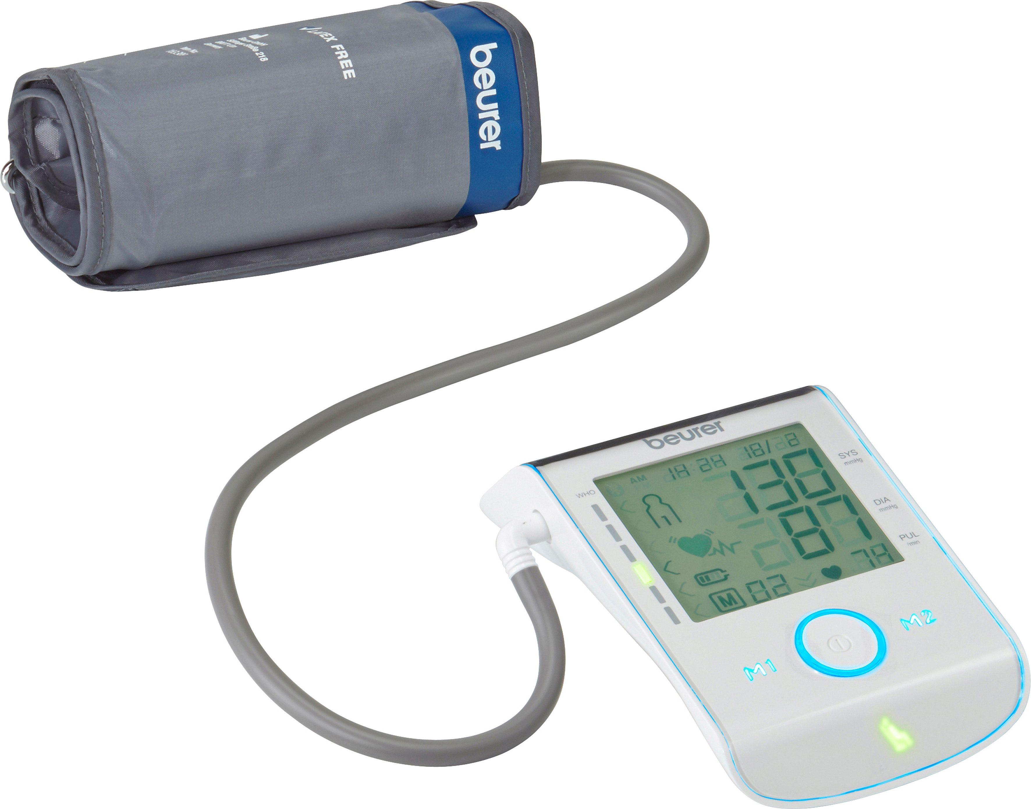 Beurer Oberarmblutdruckmessgerät BM 85
