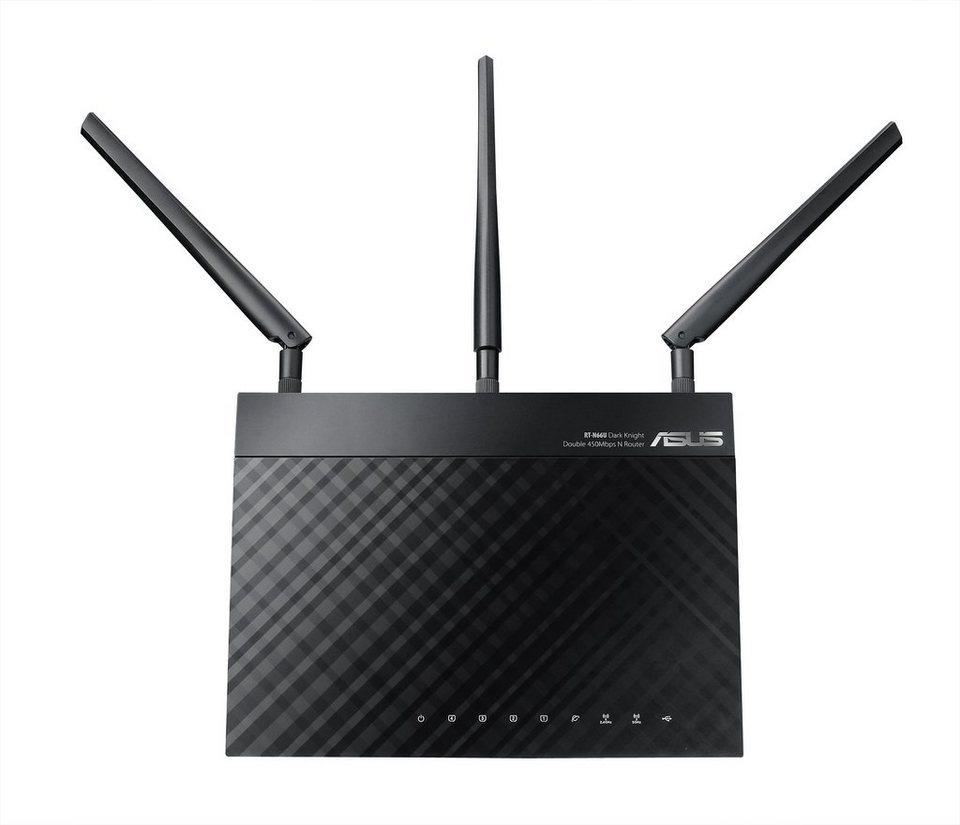 ASUS RT-N66U N900-Dual-Band Gigabit WLAN Router