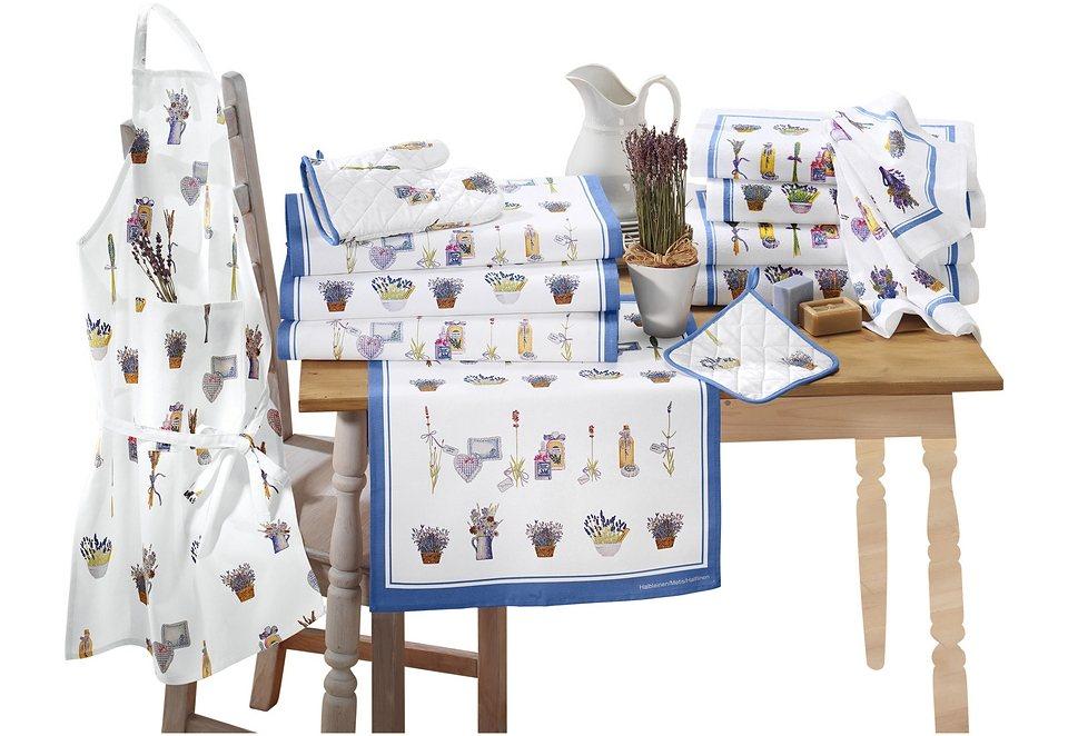 Küchenprogramm in lila