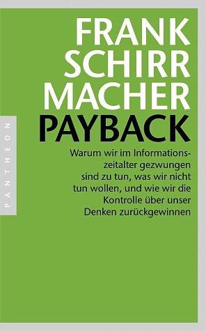 Broschiertes Buch »Payback«