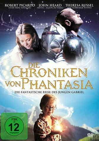DVD »Die Chroniken von Phantasia«