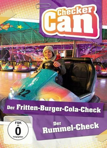 DVD »Checker Can - Der Rummel-Check / Der...«