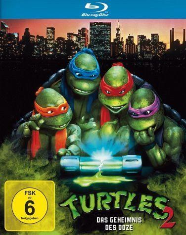 Blu-ray »Turtles 2 - Das Geheimnis des Ooze«