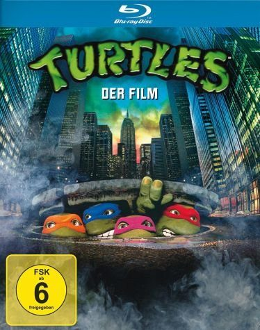 Blu-ray »Turtles - Der Film«