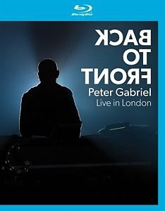Blu-ray »Peter Gabriel - Back to Front«
