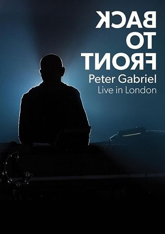 DVD »Peter Gabriel - Back to Front«