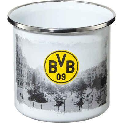 Borussia Dortmund Tasse »BVB-Emaille-Tasse«