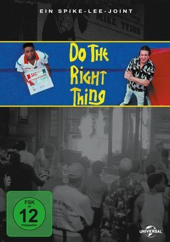 DVD »Do the Right Thing«