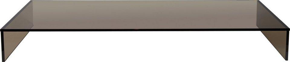 TV-Glasaufsatz, HARTMANN, »Viva«, Breite 105 cm