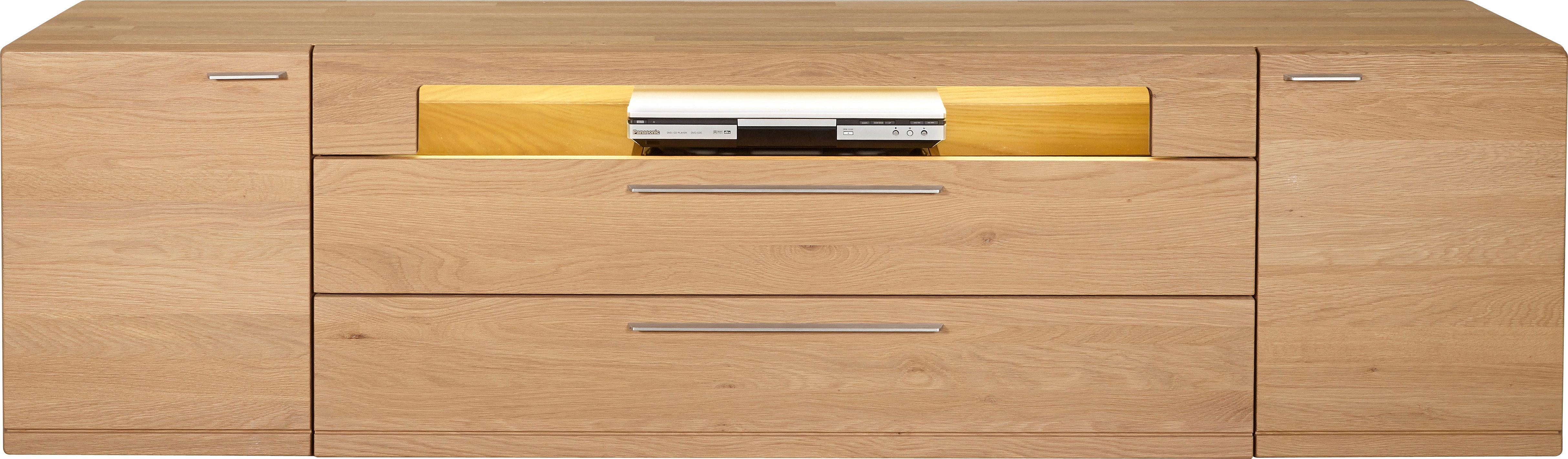 HARTMANN Lowboard »Viva«, Breite 210 cm