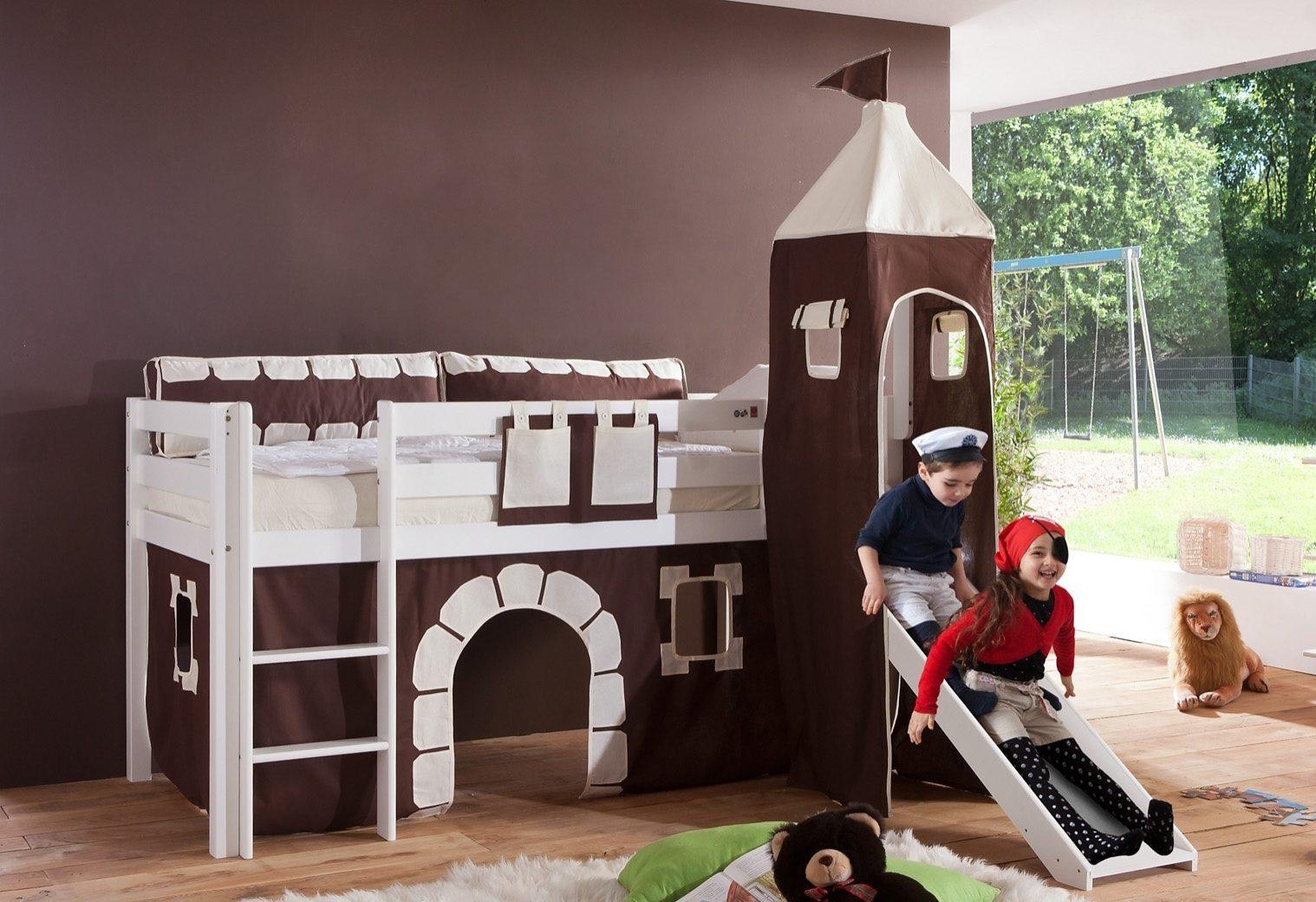 Hochglanz Etagenbett Spielbett Alex : Hochglanz hochbetten online kaufen möbel suchmaschine