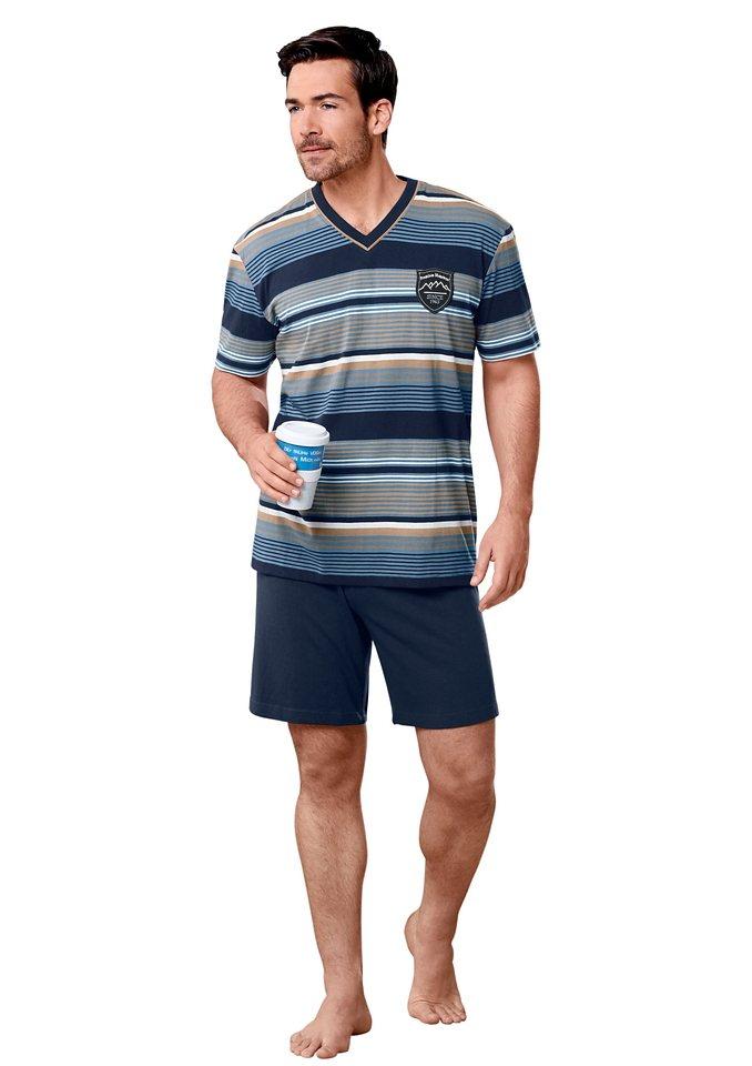 Shorty, Kings Club in marine-blau
